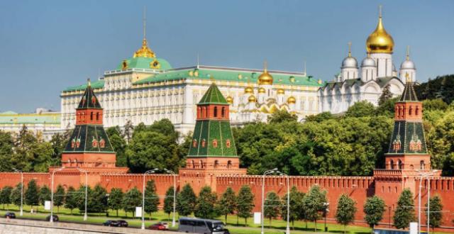 Виртуальная экскурсия «Москва историческая – Кремль и БКД»